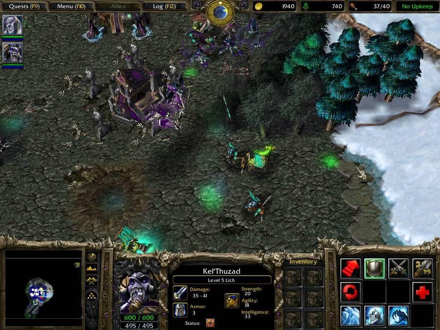 Скачать игру warcraft 4 бесплатно на компьютер